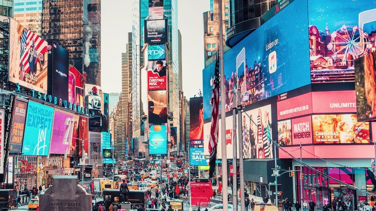 Urlaubsreisen nach New York City sind derzeit nicht möglich.. © Manu Padilla/Shutterstock