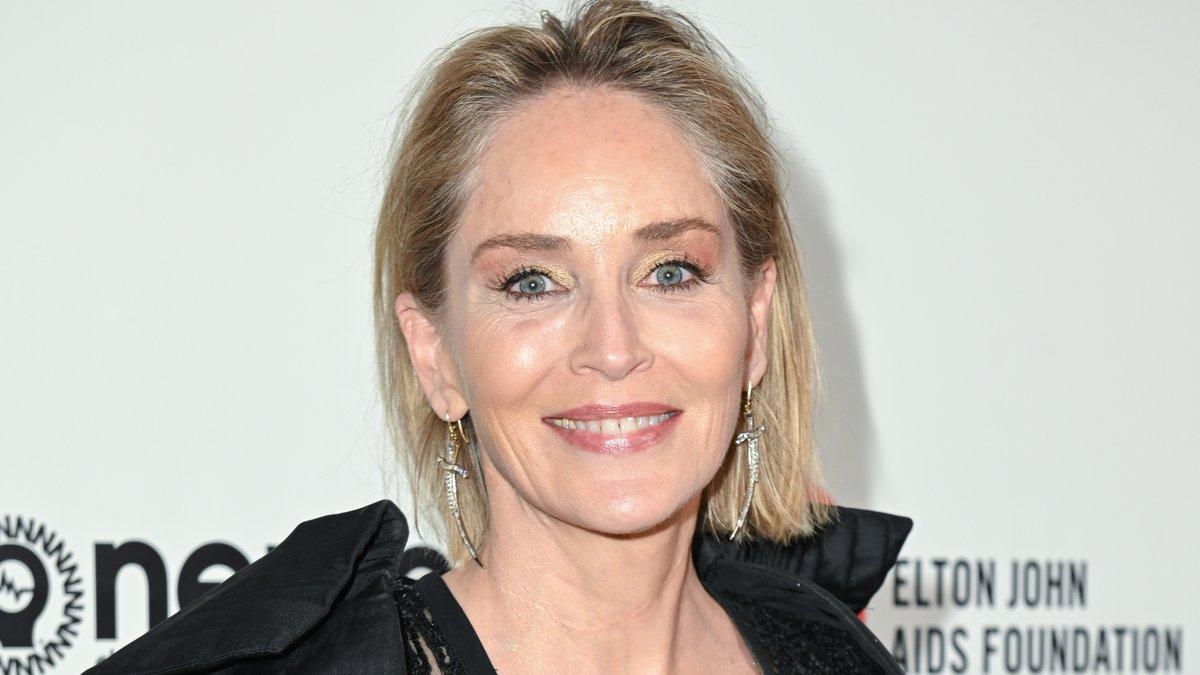 Sharon Stone soll Partynächte mit Rapper RMR verbracht haben.. © Silvia Elizabeth Pangaro/Shutterstock.com