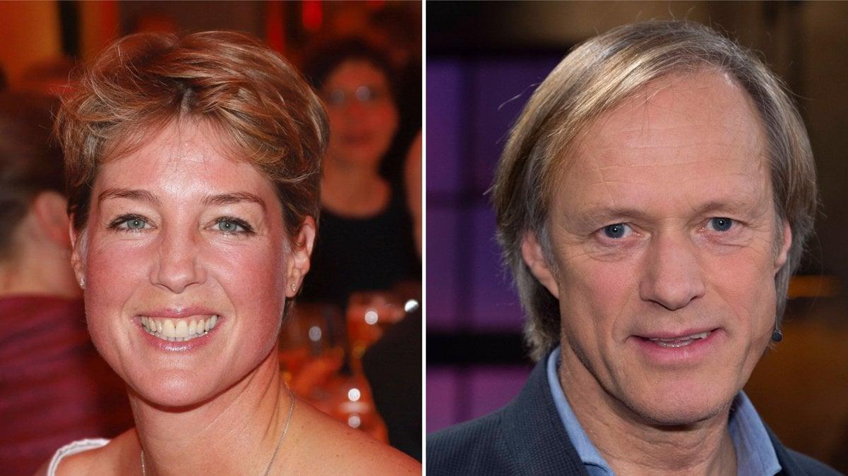Christina Block und Gerhard Delling sind ein Paar.. © imago/Future Image / imago/Sven Simon