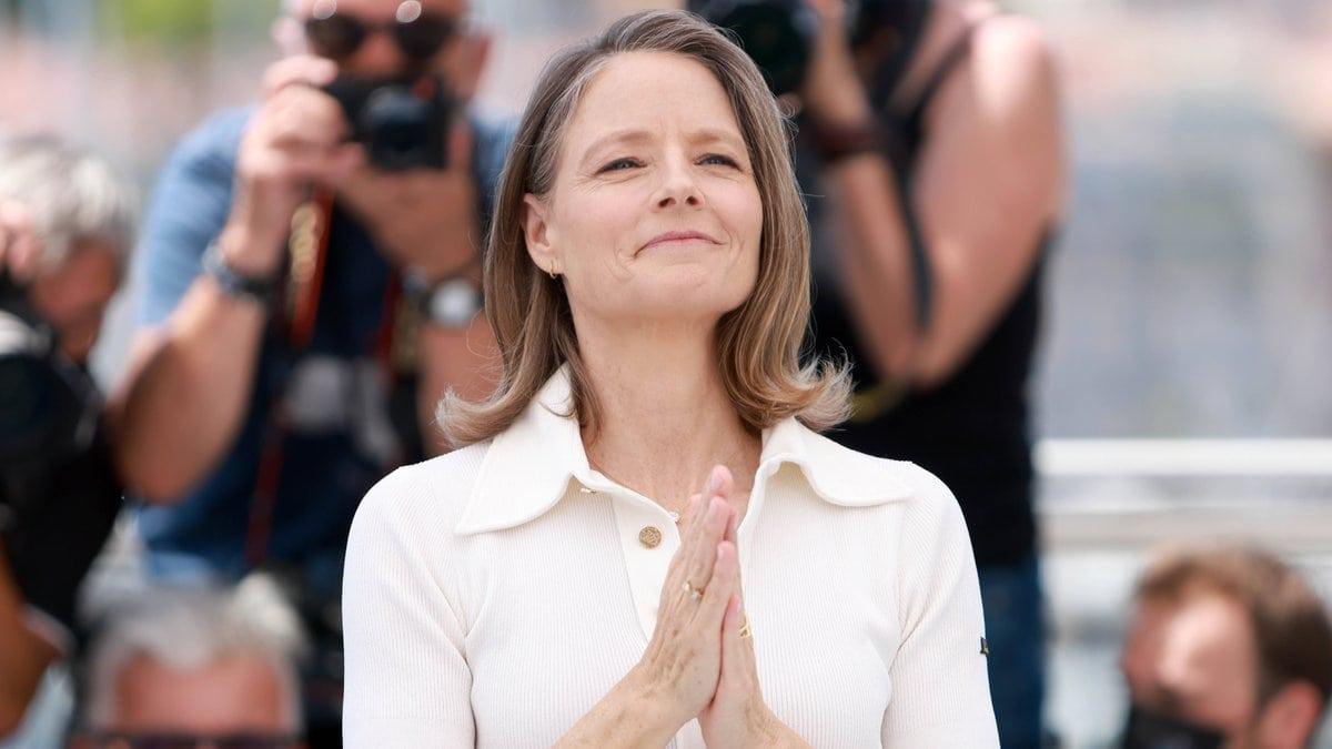 Jodie Foster bei den Filmfestspielen in Cannes.. © imago images / Starface