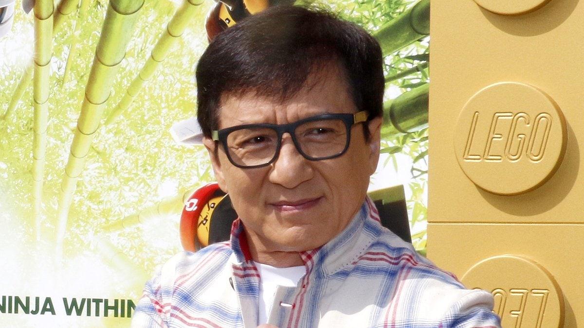 Jackie Chan während einer Filmpremiere in Los Angeles. © Tinseltown/Shutterstock.com