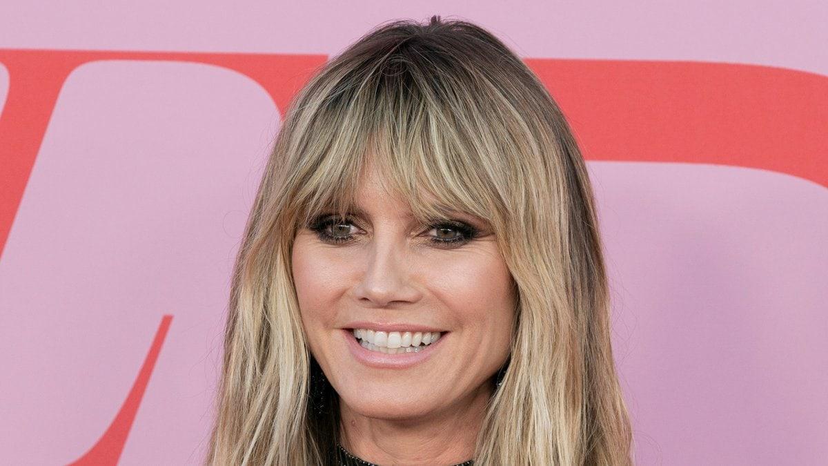 Heidi Klum ist 2019 mit Tom Kaulitz verheiratet.. © lev radin/Shutterstock.com