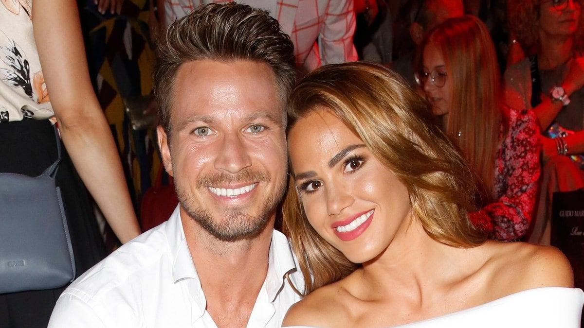Angelina und Sebastian Pannek sind seit April 2020 verheiratet.. © imago/Eventpress