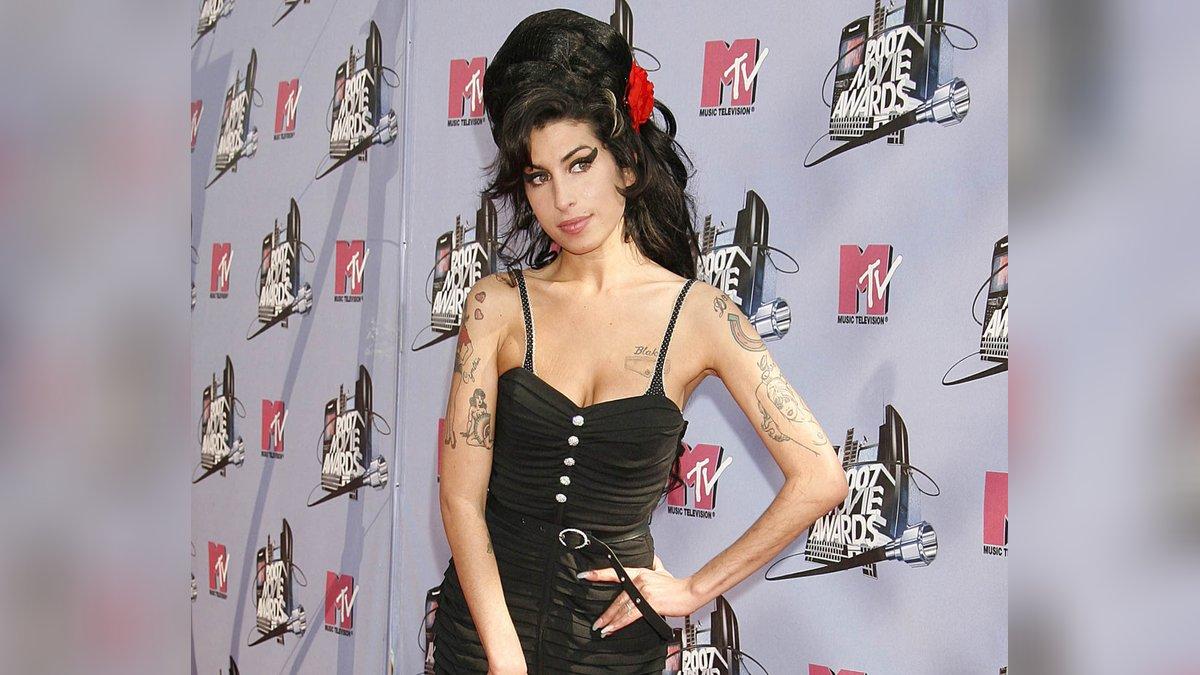 Amy Winehouse starb am 23. Juli 2011.. © NPX/starmaxinc.com/ImageCollect