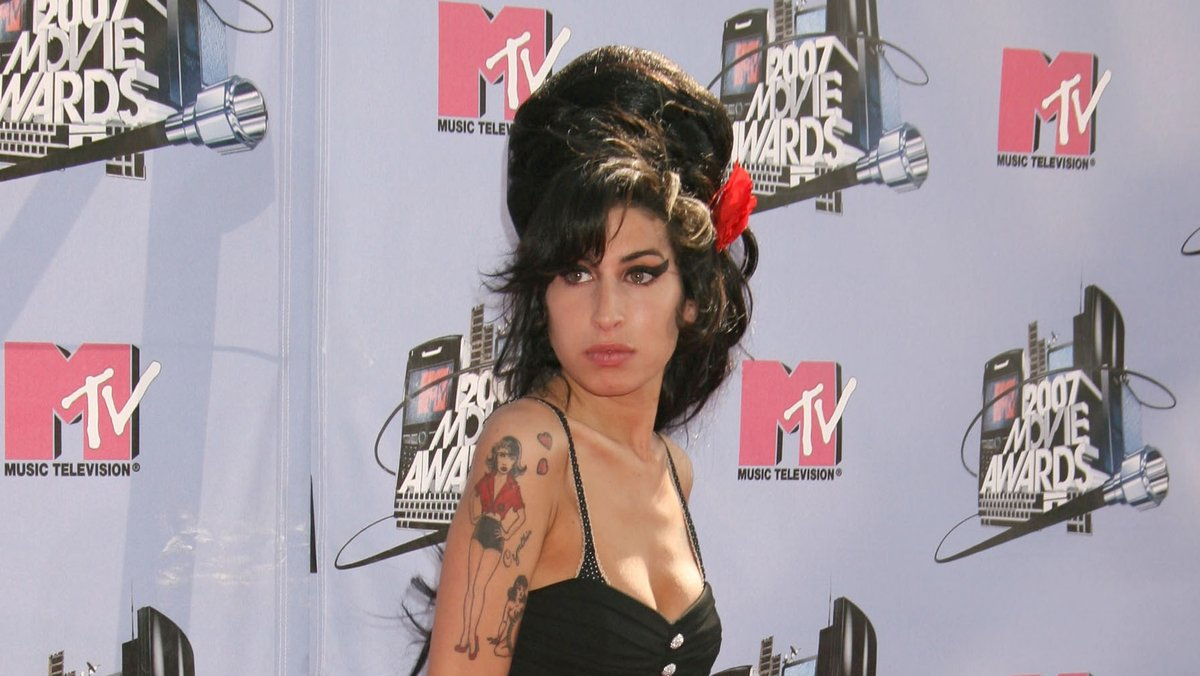 Amy Winehouse starb 2011 an den Folgen einer Alkoholvergiftung. © Russ Elliot/AdMedia/ImageCollect