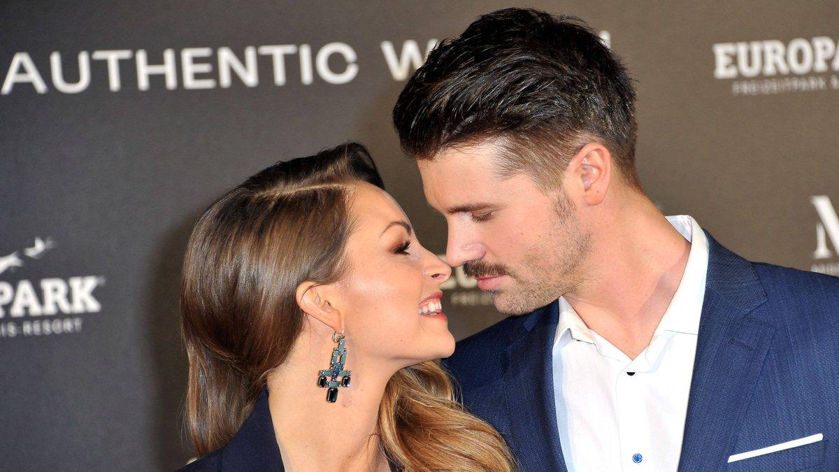 Jana und Thore Schölermann werden bald Eltern.. © imago/STAR-MEDIA