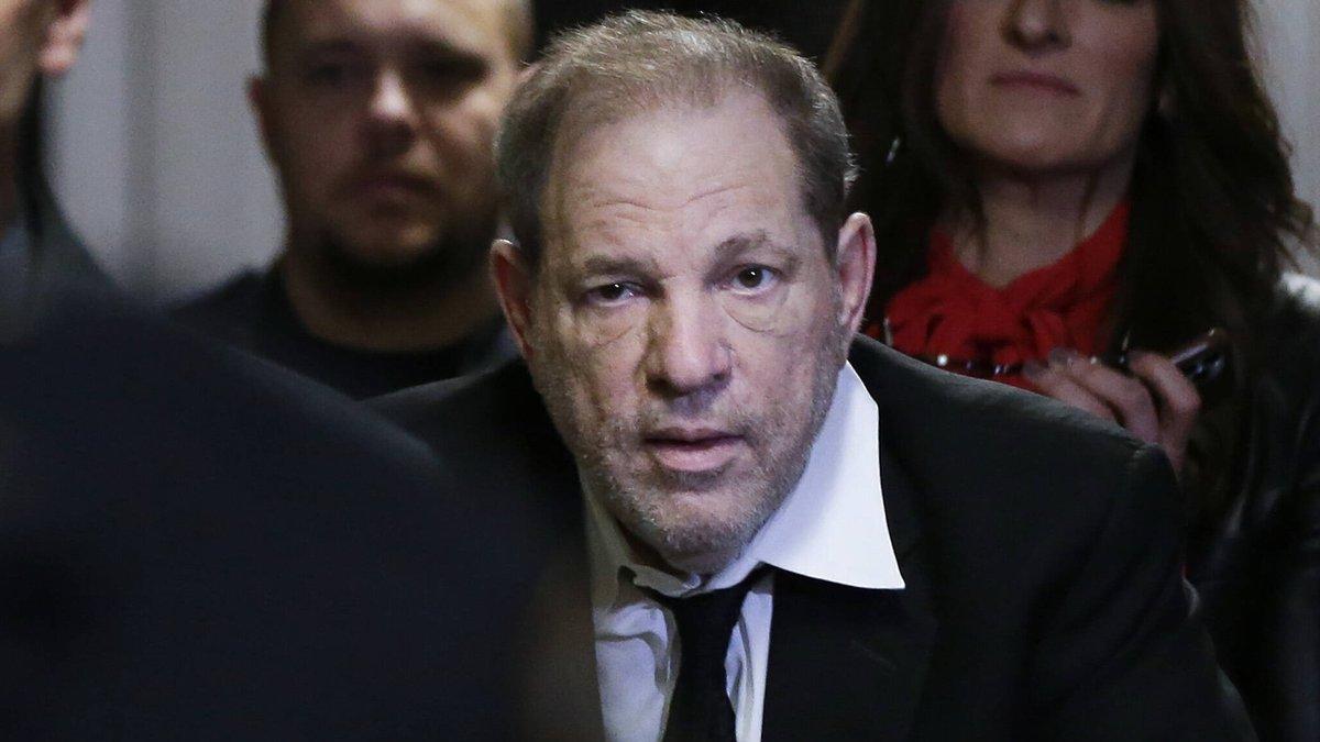 Harvey Weinstein wurde zu einer 23-jährigen Gefängnisstrafe verurteilt.. © imago images/UPI Photo