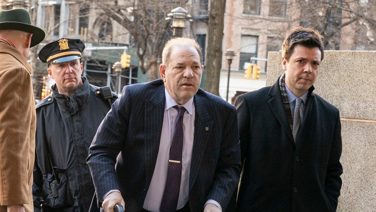 Harvey Weinstein bei seinem Prozess in New York.. © lev radin/Shutterstock.com