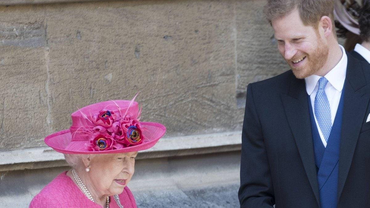 Feiert Prinz Harry 2022 mit der Queen ihr Thronjubiläum?. © imago/i Images