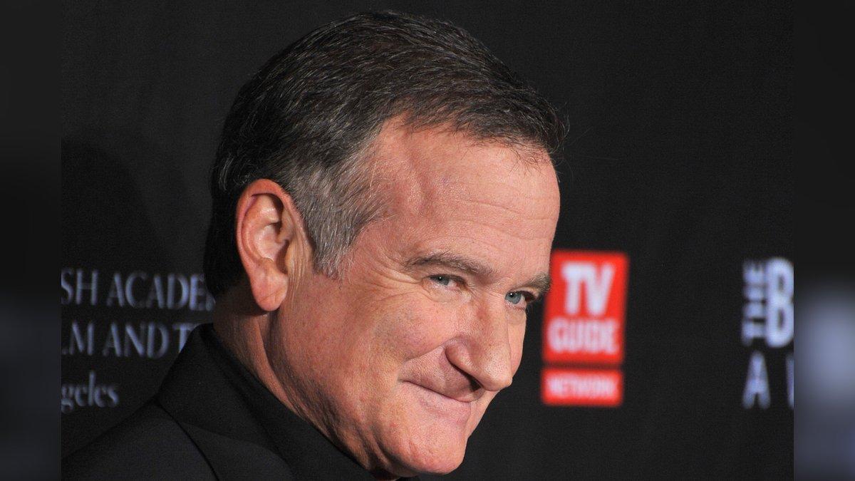 Robin Williams 2011 bei einem Auftritt in Los Angeles.. © Featureflash Photo Agency/Shutterstock