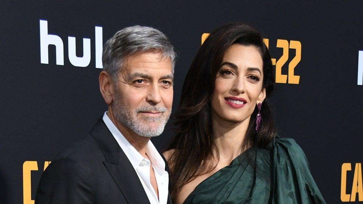 George und Amal Clooney sind seit 2014 verheiratet.. © Birdie Thompson/AdMedia/ImageCollect