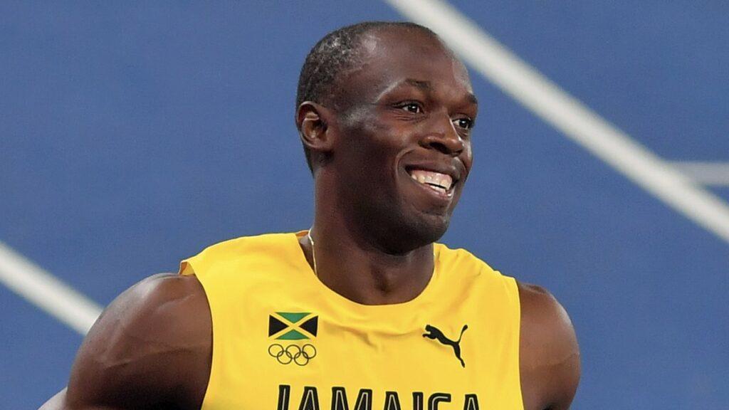 Usain Bolt ist achtfacher Olympiasieger und dreifacher Vater. © Shahjehan/Shutterstock.com
