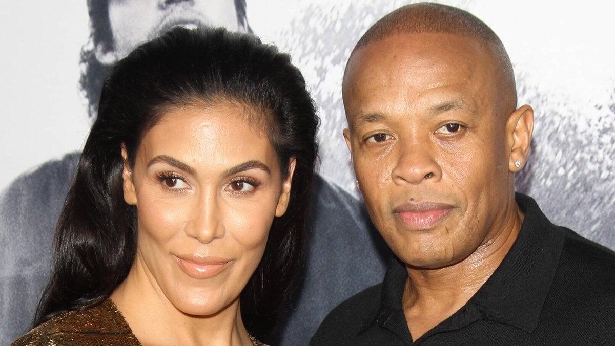 Haben sich nach knapp 25 Jahren Ehe scheiden lassen: Nicole Young und Dr. Dre. © imago/MediaPunch