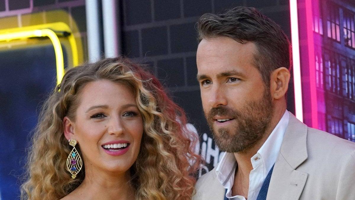 Blake Lively und Ryan Reynolds sind seit 2012 verheiratet.. © imago/PA Images
