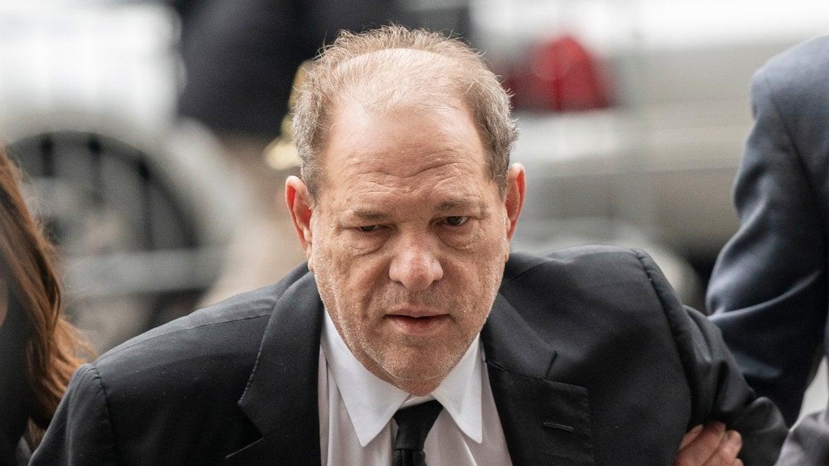 Harvey Weinstein während seines Prozesses Anfang 2020 in New York.. © lev radin/Shutterstock.com