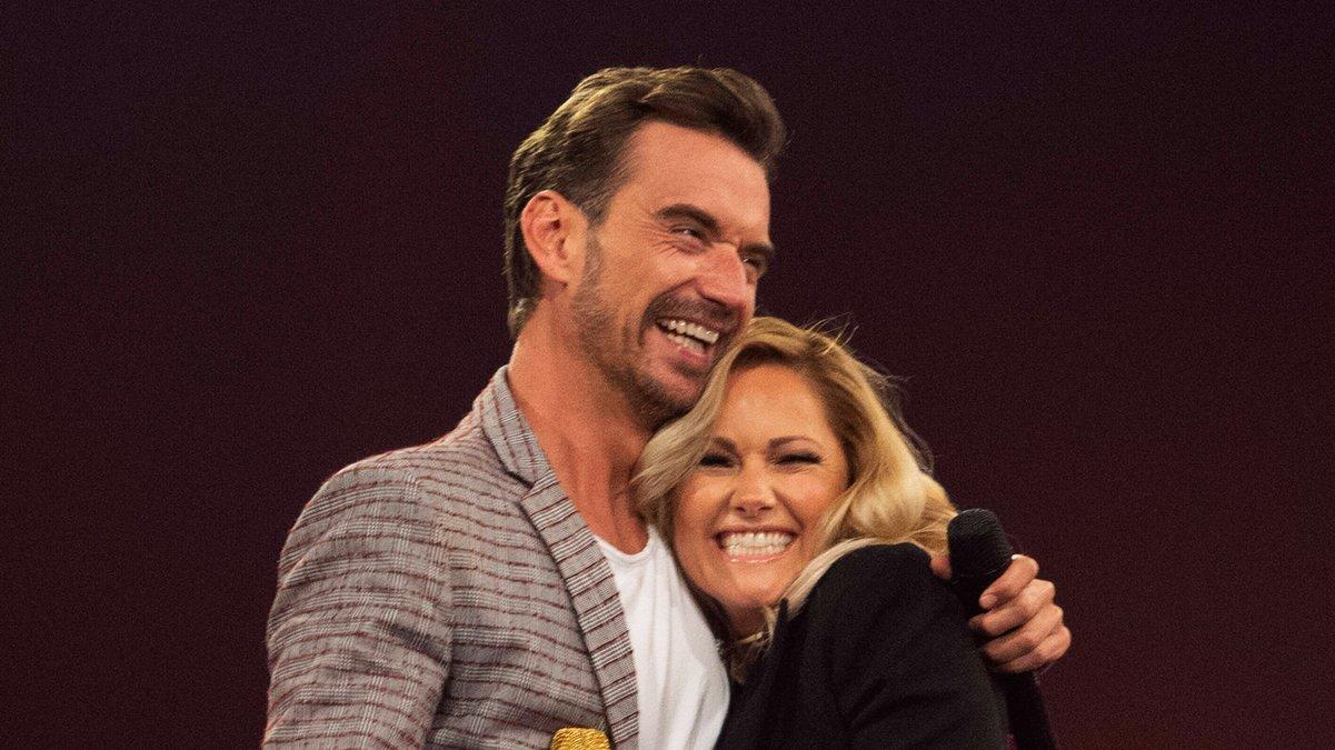 Florian Silbereisen und Helene Fischer waren von 2008 bis 2018 ein Paar.. © imago images/Sven Simon