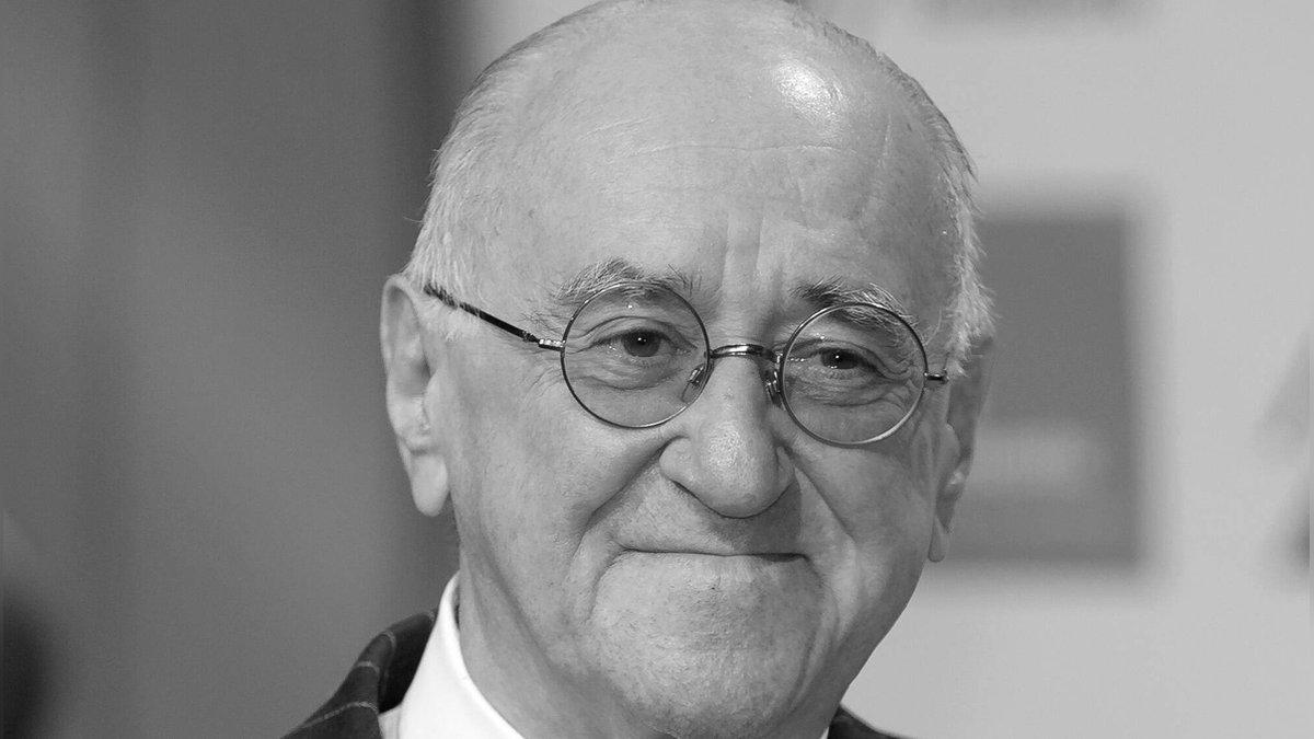 Alfred Biolek starb am 23. Juli.. © imago/Revierfoto