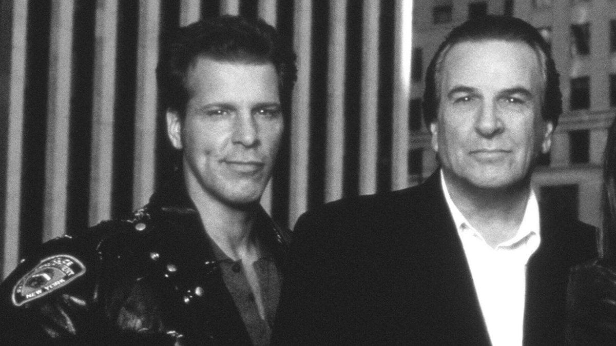 Rick und Danny Aiello (v.l.) in der Serie