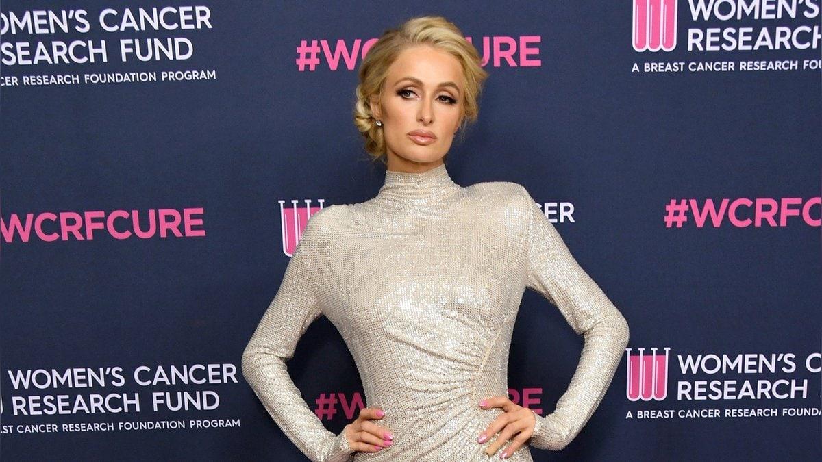 Paris Hilton bei einem Auftritt in Beverly Hills.. © Birdie Thompson/AdMedia/ImageCollect