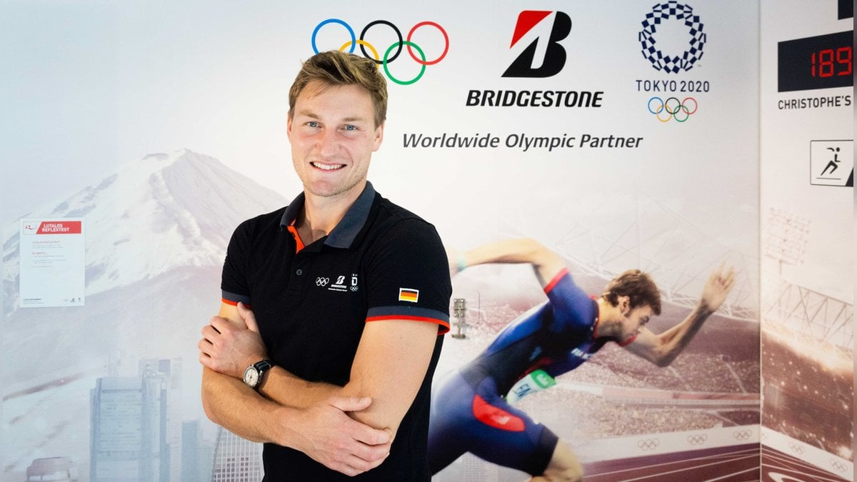 Thomas Röhler wurde 2016 Olympiasieger in Rio de Janeiro.. © Bridgestone