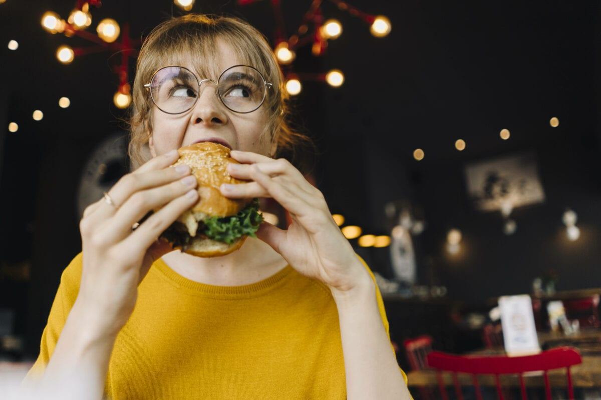 Frau Burger
