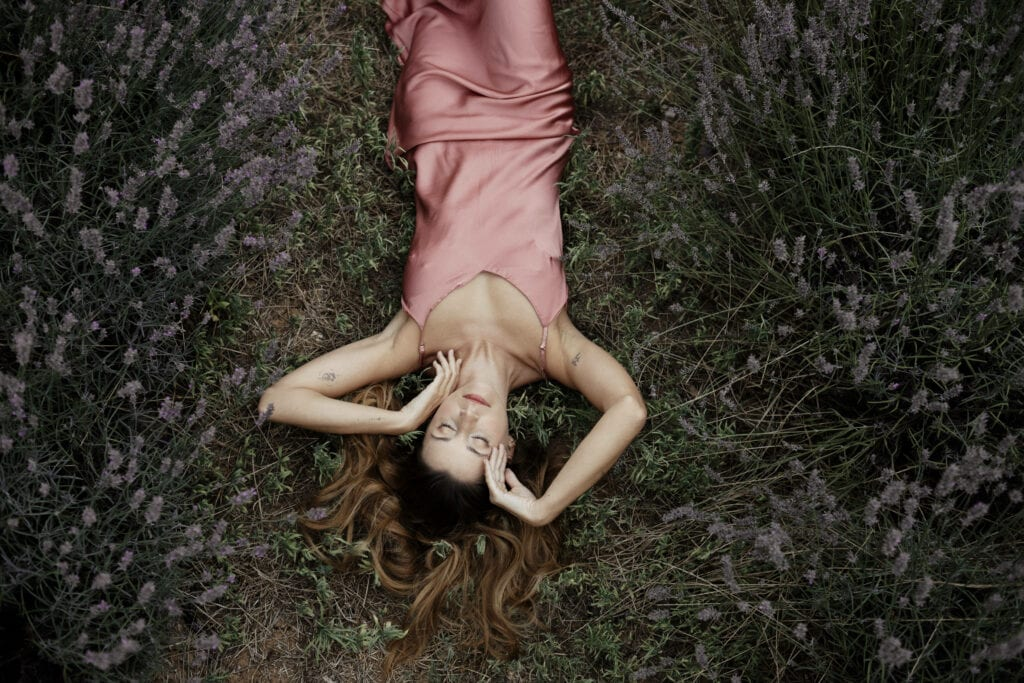Frau Lavendel