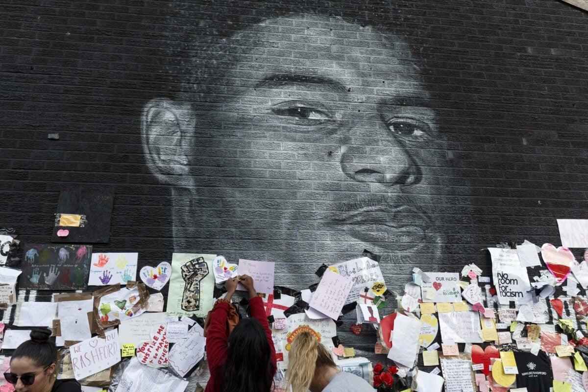 Rassismus im Fußball