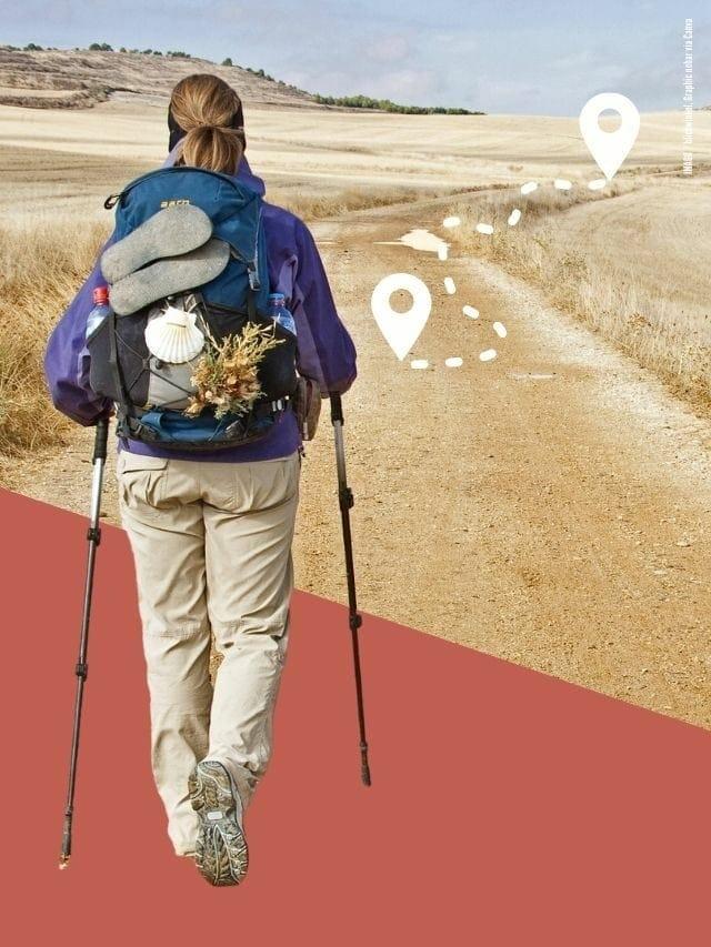 Jakobsweg: 6 wunderschöne Routen, die sich lohnen