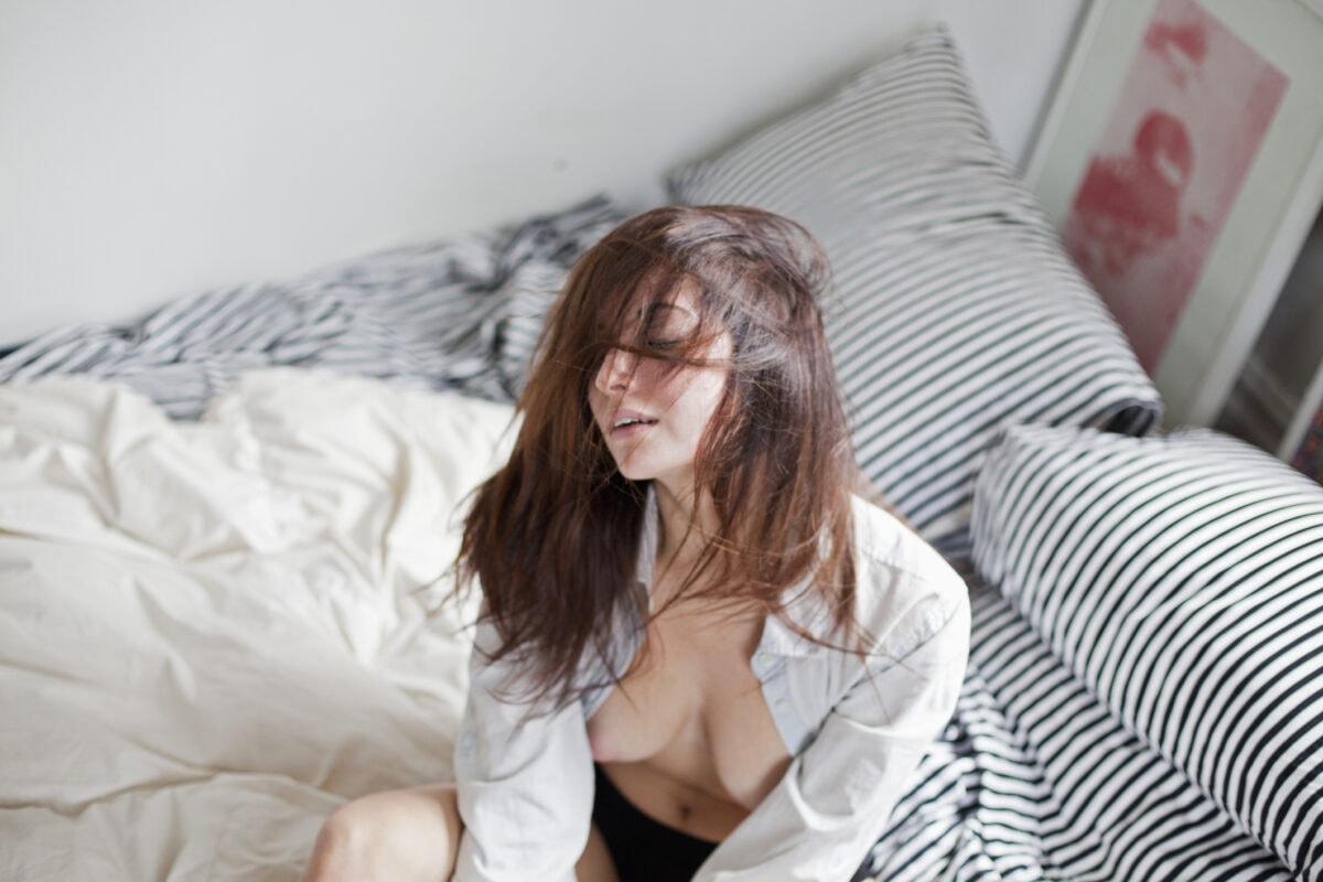 Brüste stimulieren