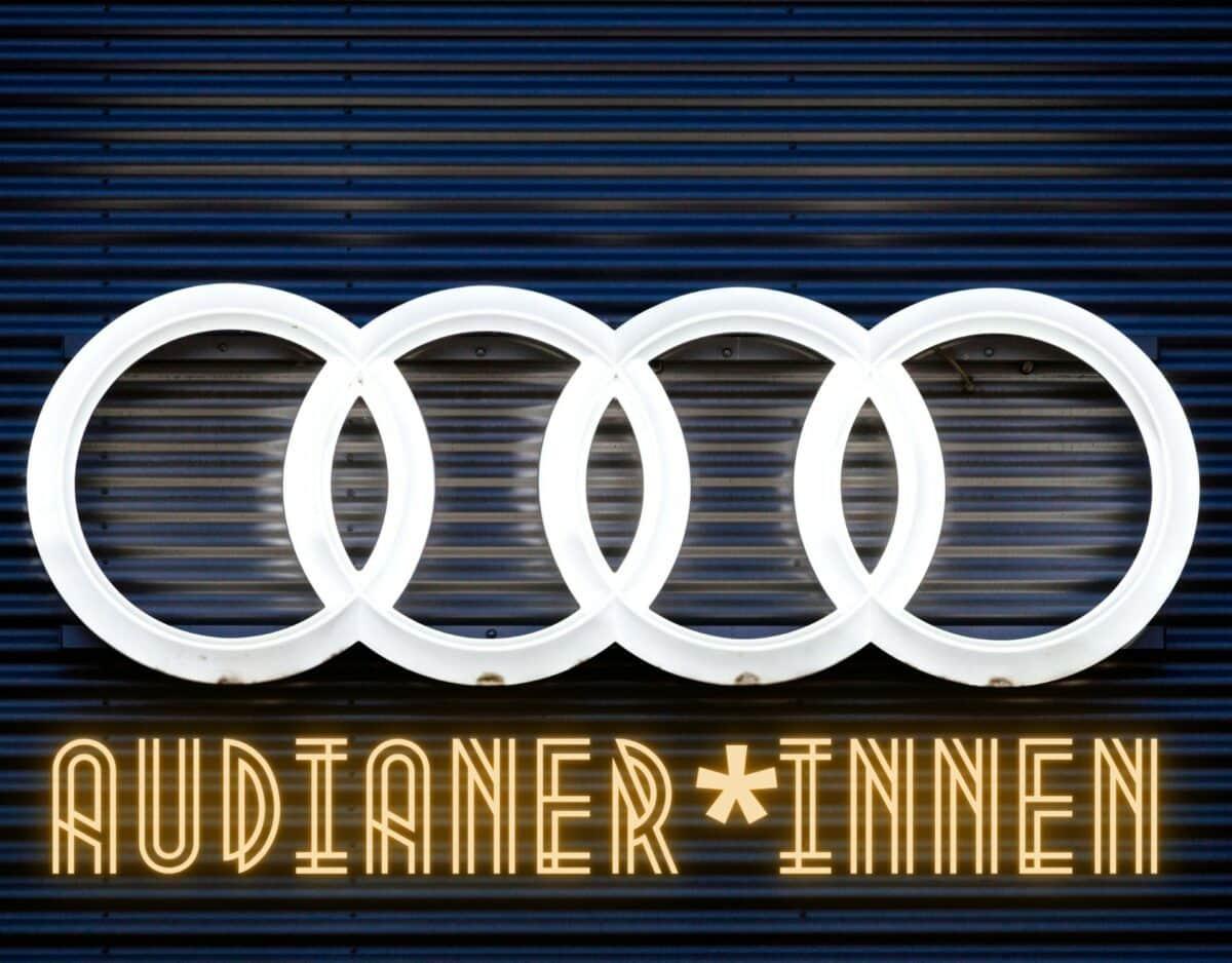 Audi gendergerechte Sprache