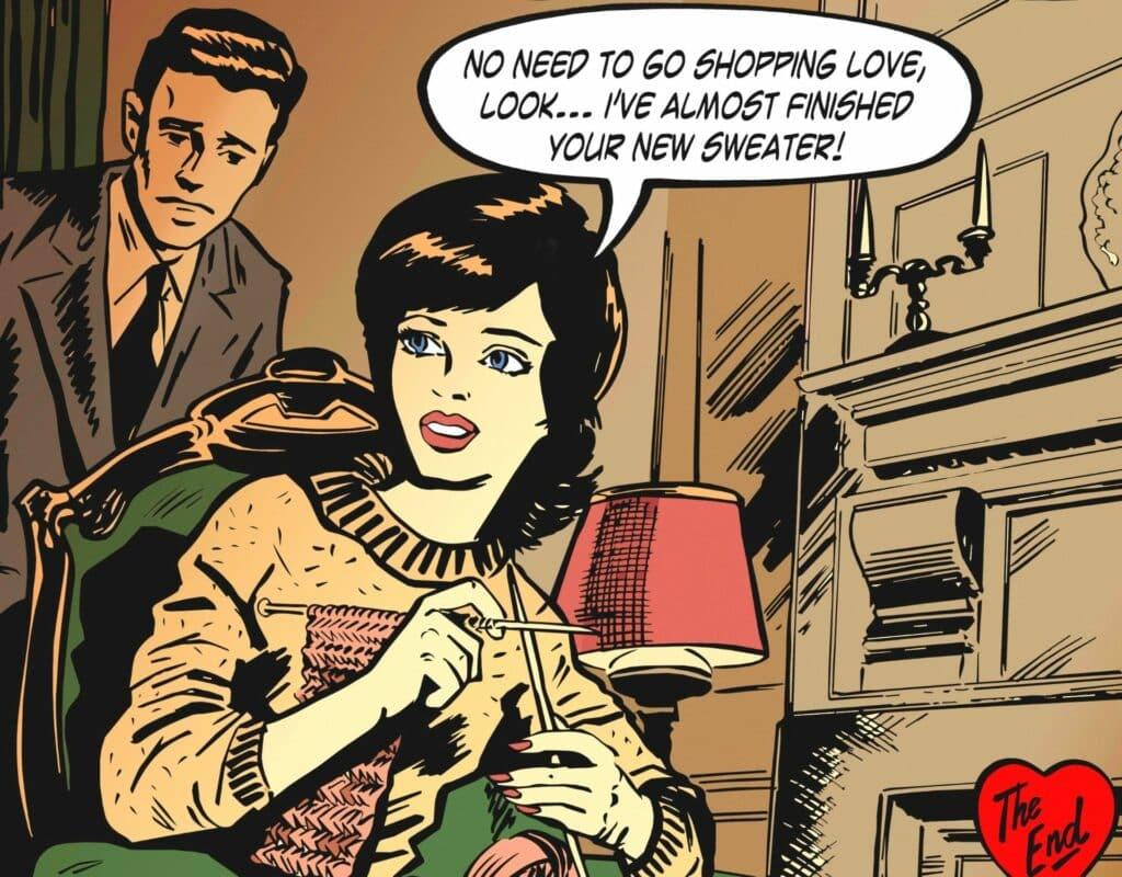 feminismus frauen männer vintage