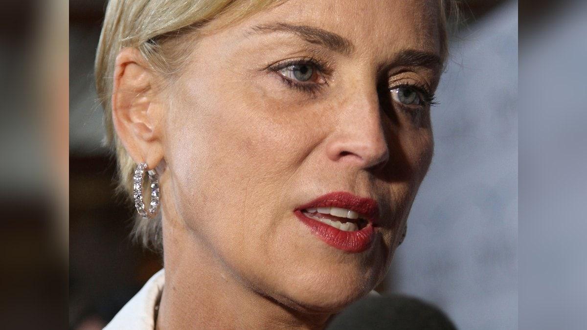 Sharon Stone bangt um das Leben ihres kleinen Neffen.. © F. Sadou/AdMedia/ImageCollect
