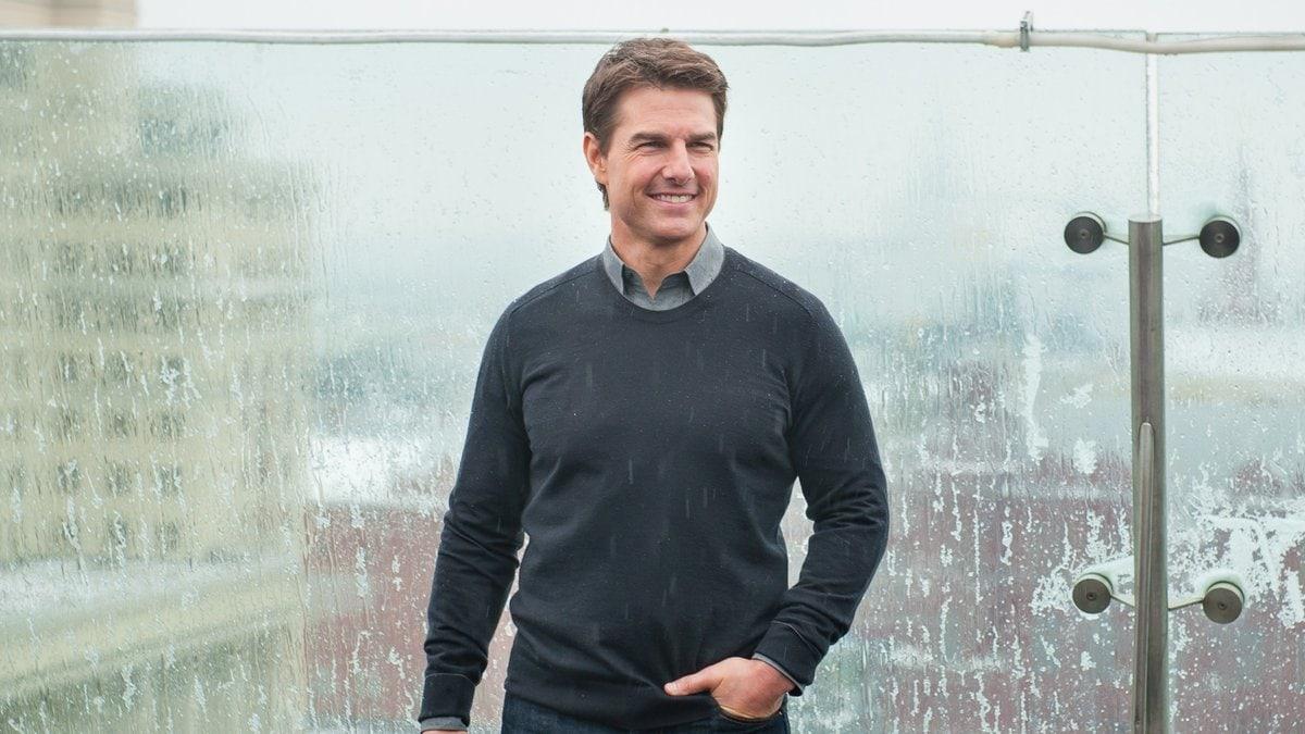 Tom Cruise kann man schon mal eine Landeerlaubnis im eigenen Garten erteilen.. © ILya Soldatkin/Shutterstock