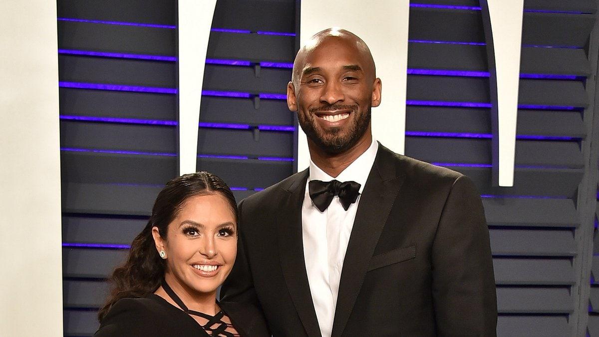 Vanessa Bryant und Kobe Bryant bei einem Auftritt 2019. © DFree / Shutterstock.com