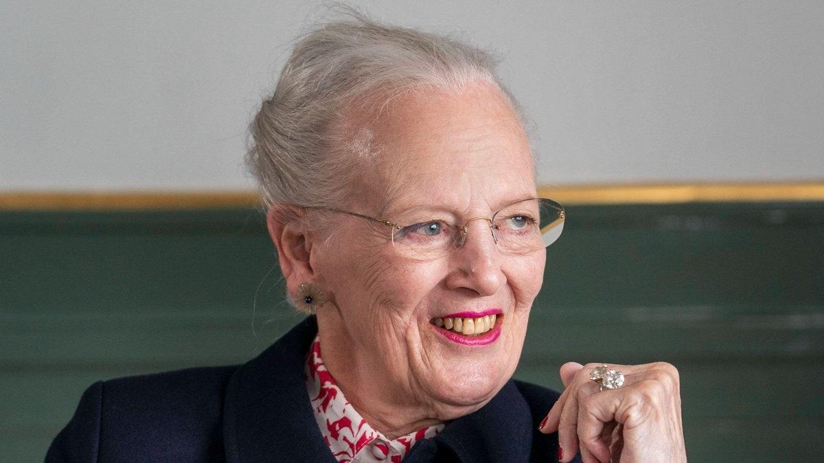 Königin Margrethe II. hat einen ausgeprägten Sinn für die bildende Kunst und Design.. © imago/Ritzau Scanpix