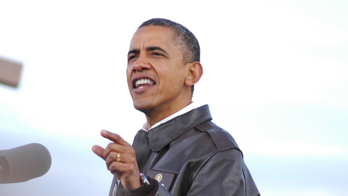 Barack Obama war der 44. Präsident der Vereinigten Staaten von Amerika.. © xhollyhollyx photographer / Shutterstock.com