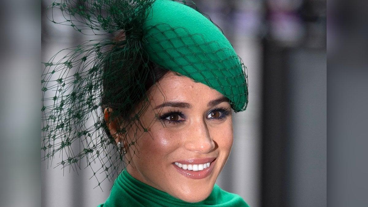 Herzogin Meghan wird am 4. August 40 Jahre alt. © imago/PA Images
