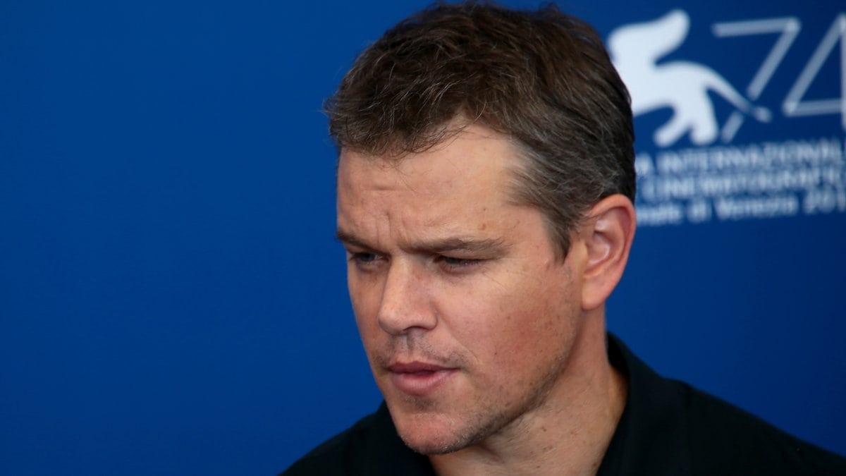 Matt Damon hat erst durch seine Tochter verstanden