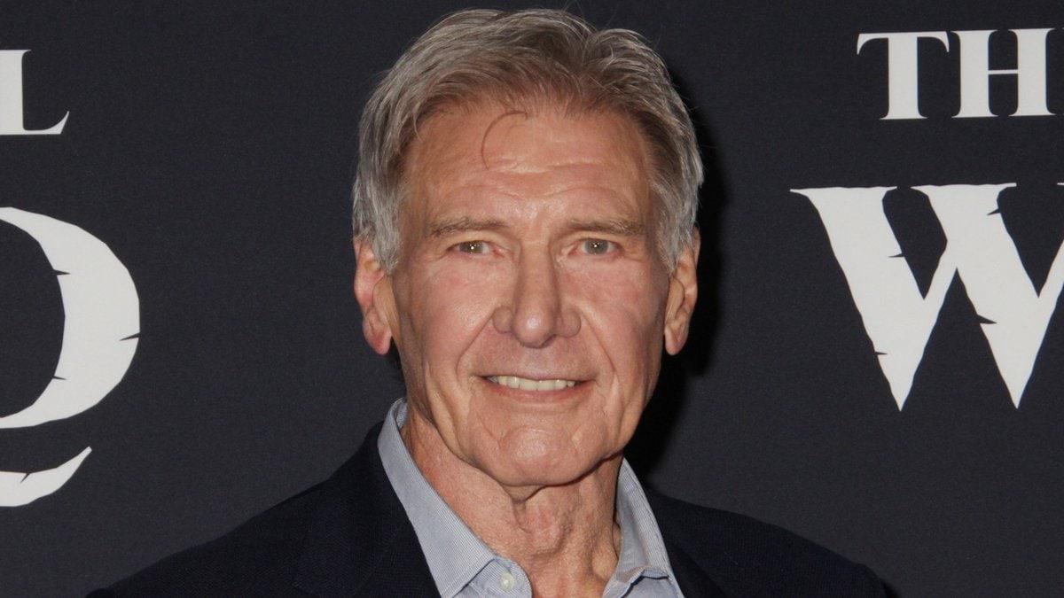 Harrison Ford spielt auch in
