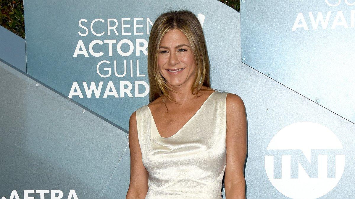 Jennifer Aniston engagiert sich im Kampf gegen die  Corona-Pandemie.. © carrie-nelson/ImageCollect