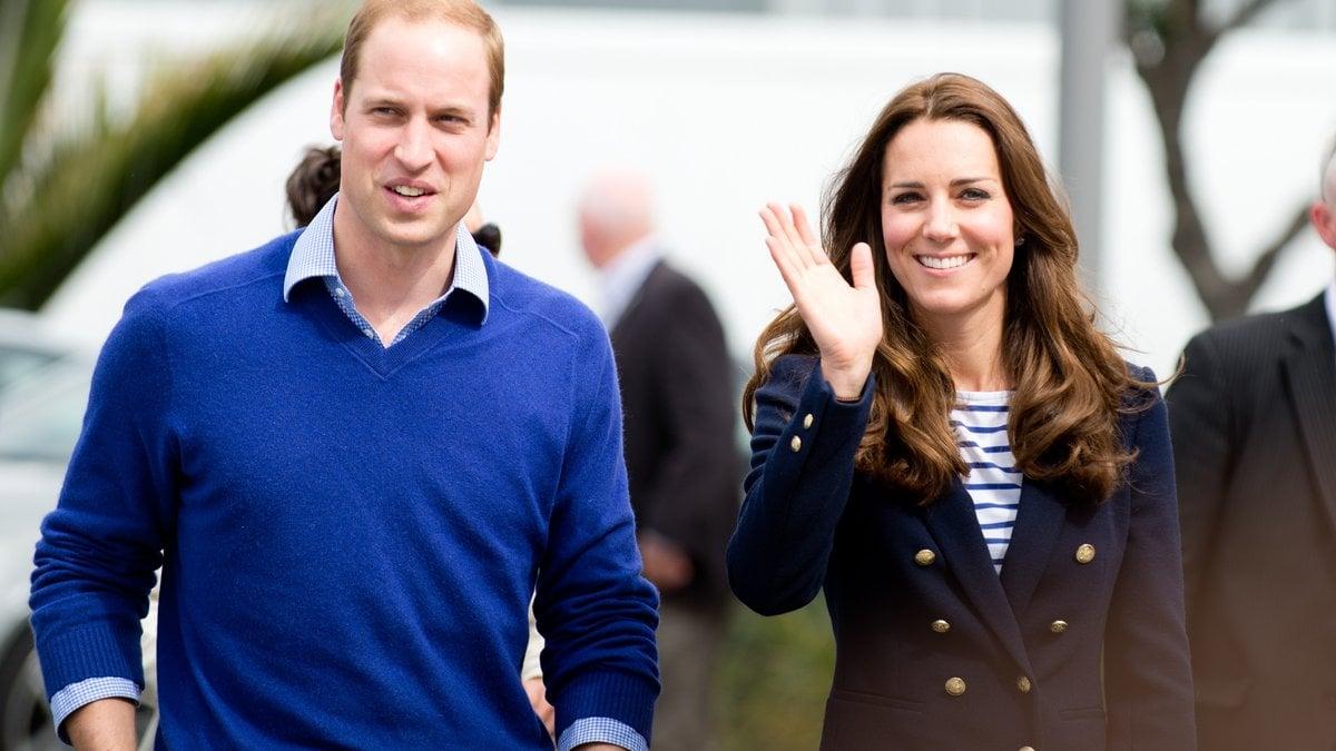 Prinz William und Herzogin Kate mussten dieses Jahr nicht in die Ferne schweifen für ihren Urlaub. © Shaun Jeffers/Shutterstock
