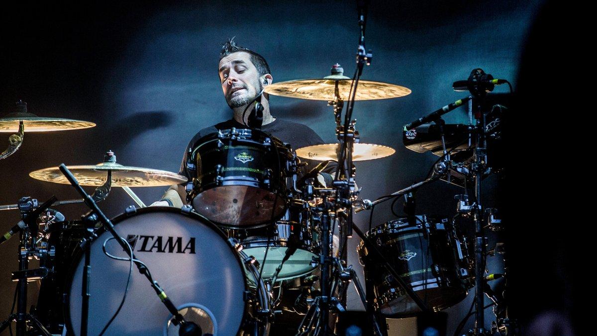 Pete Parada spielte seit 2007 bei The Offspring.. © imago/Gonzales Photo