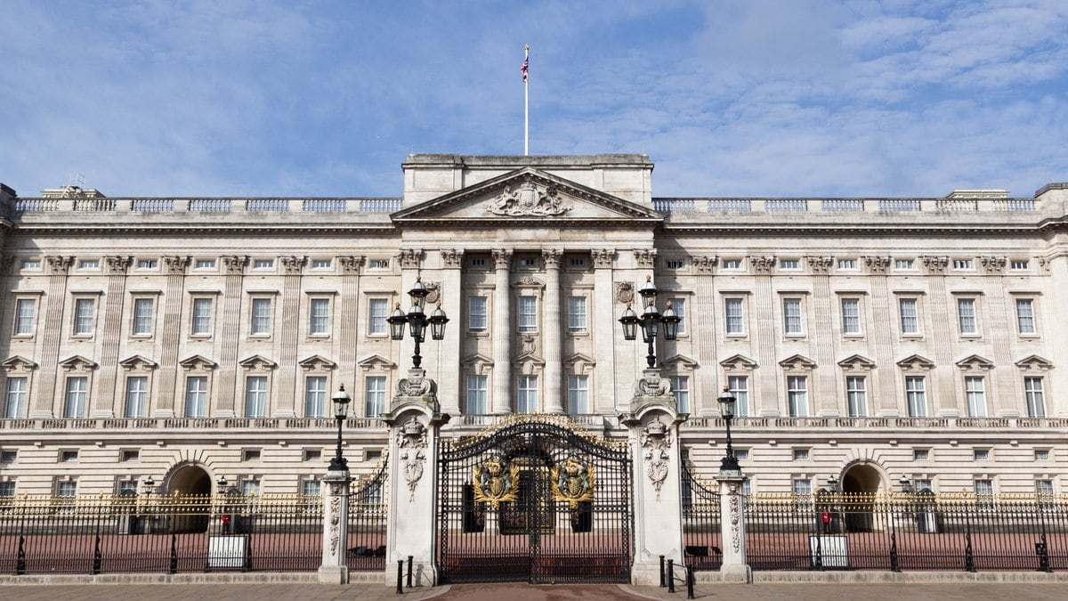 Der Buckingham Palast in London.. © NKLato/Shutterstock.com