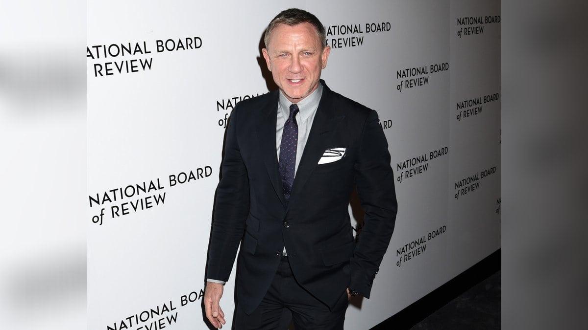 Daniel Craig hat eine spezielle Einstellung zum Thema Erbe.. © YLMJ/AdMedia/ImageCollect