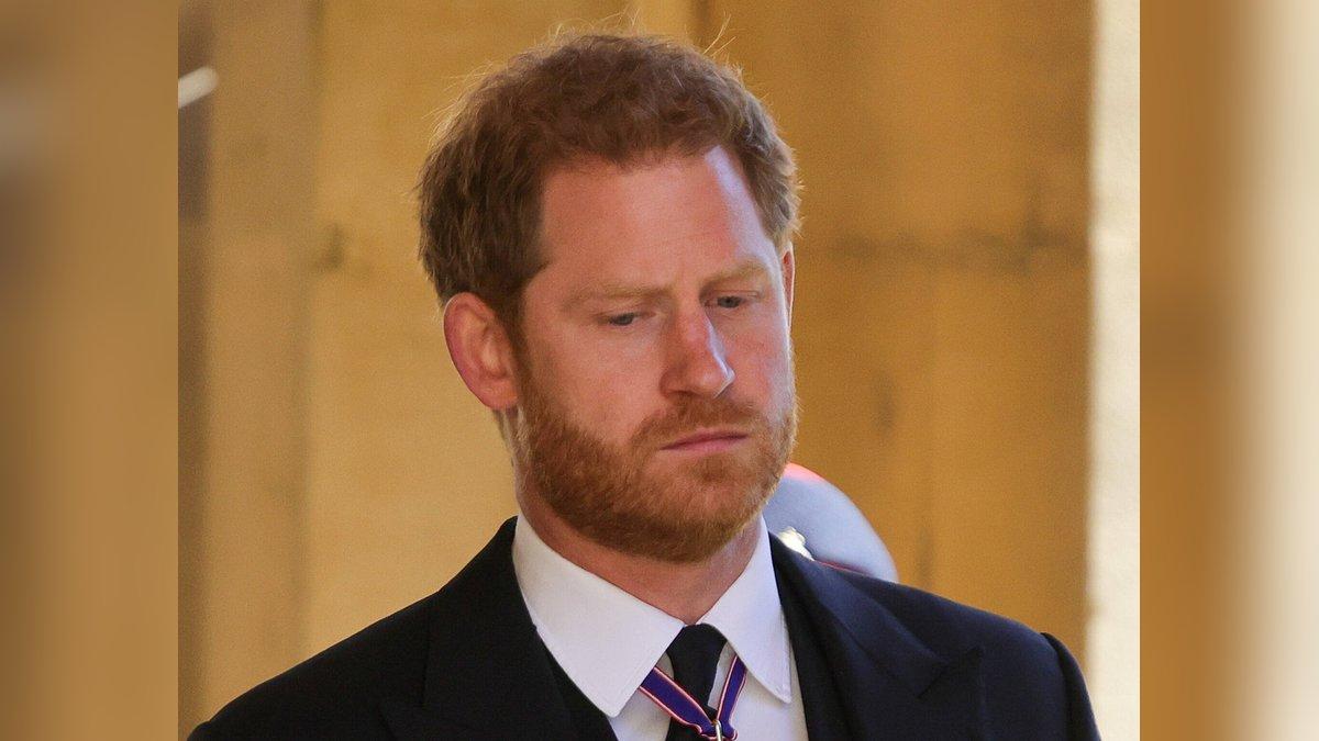 Prinz Harry diente selbst in Afghanistan.. © imago images/i Images