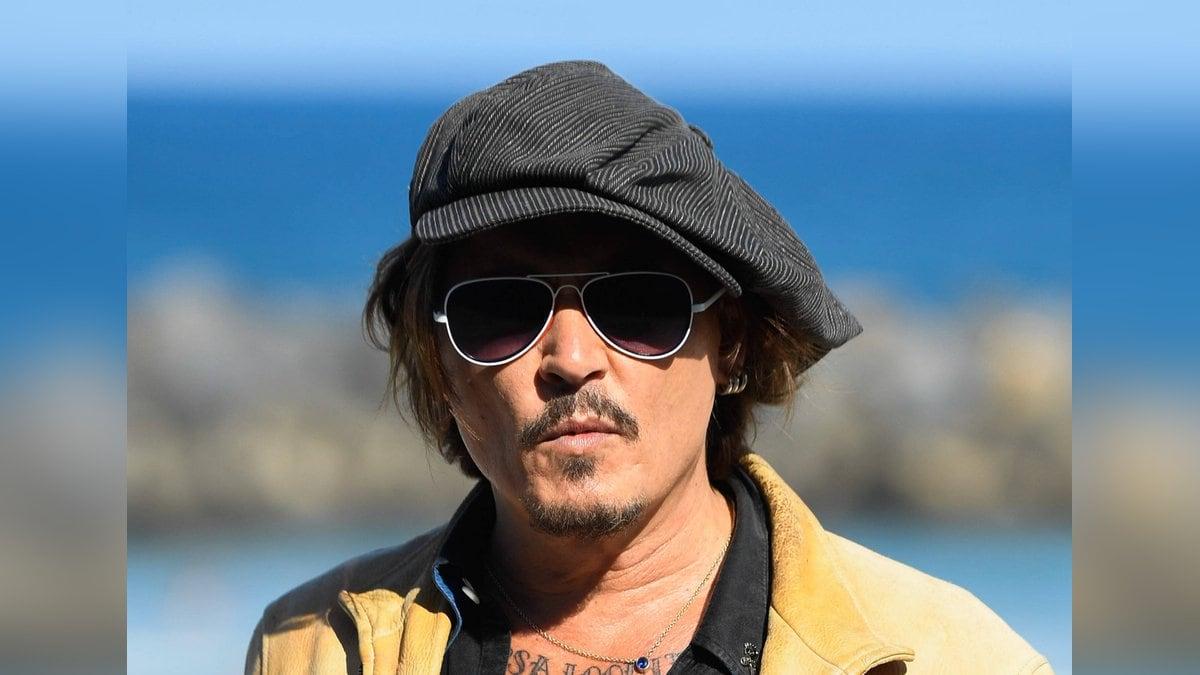Johnny Depp im September 2020 beim Filmfestival von San Sebastian. © imago images/MediaPunch