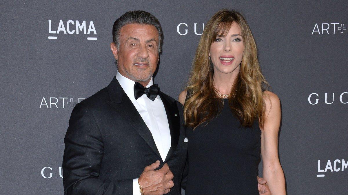 Sylvester Stallone und Jennifer Flavin sind seit 1997 verheiratet.. © Featureflash Photo Agency/Shutterstock.com