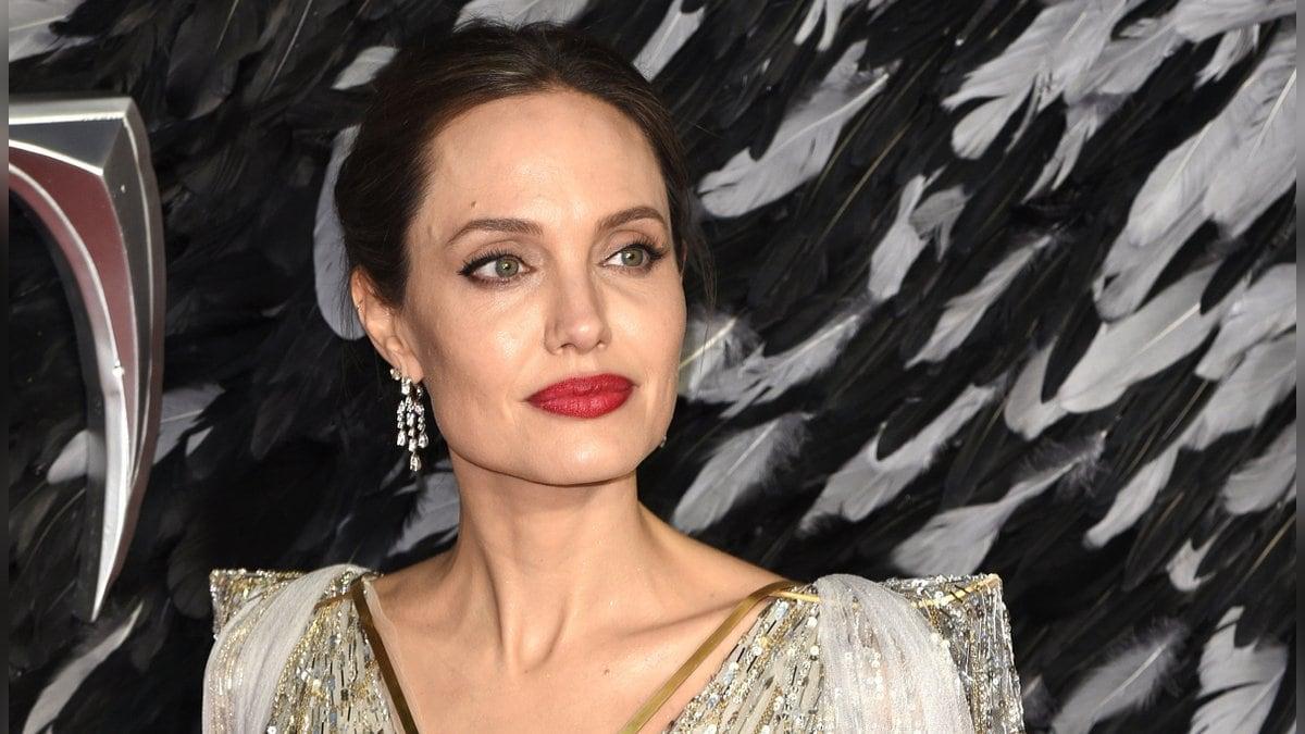 Angelina Jolie gehört seit Freitag zur Instagram-Gemeinde.. © Vivienne Vincent/Landmark Media/ImageCollect