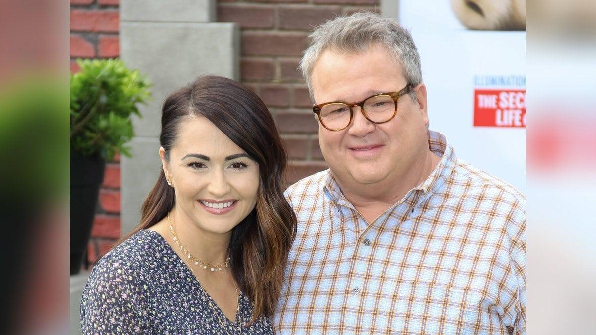 Eric Stonestreet mit seiner Verlobten Lindsay Schweitzer im Juni 2019 bei der Premiere von