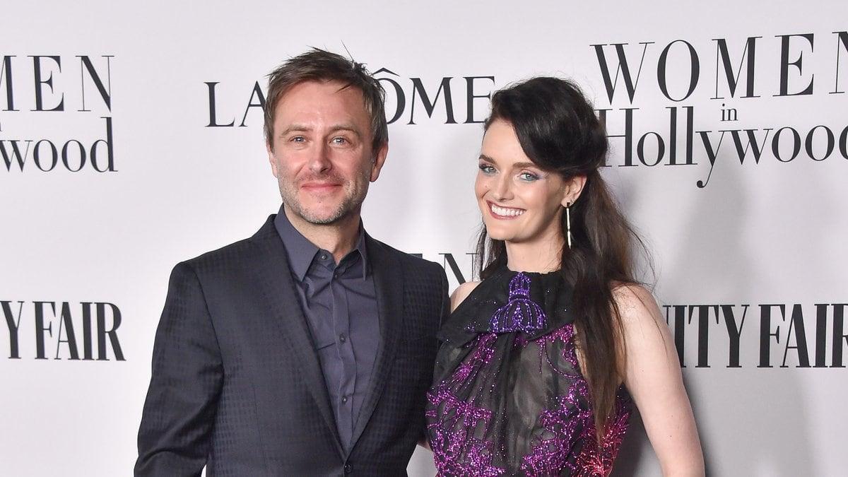 Chris Hardwick und Lydia Hearst sind seit 2016 verheiratet.. © DFree / Shutterstock.com
